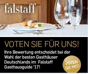 Falstaff Voting für den Historischen Krug Oeversee